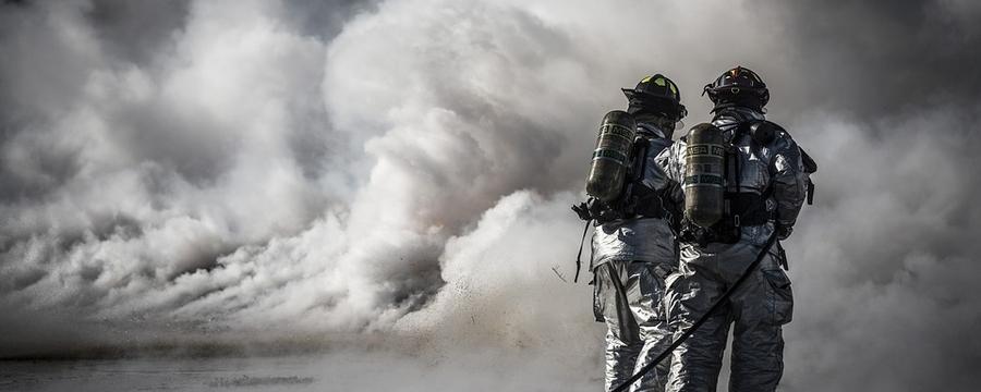Brandschutz wird bei uns Groß geschrieben